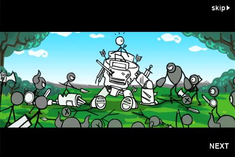 Cartoon Wars-Gunnner レビュー