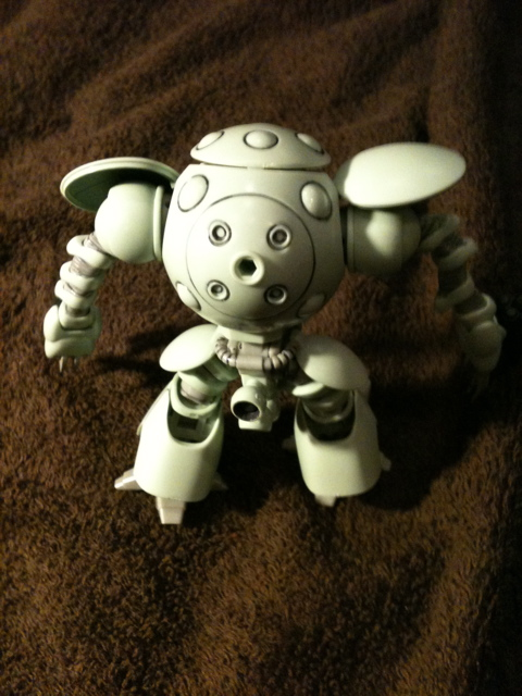 ロボット魂カプル レビュー用画像